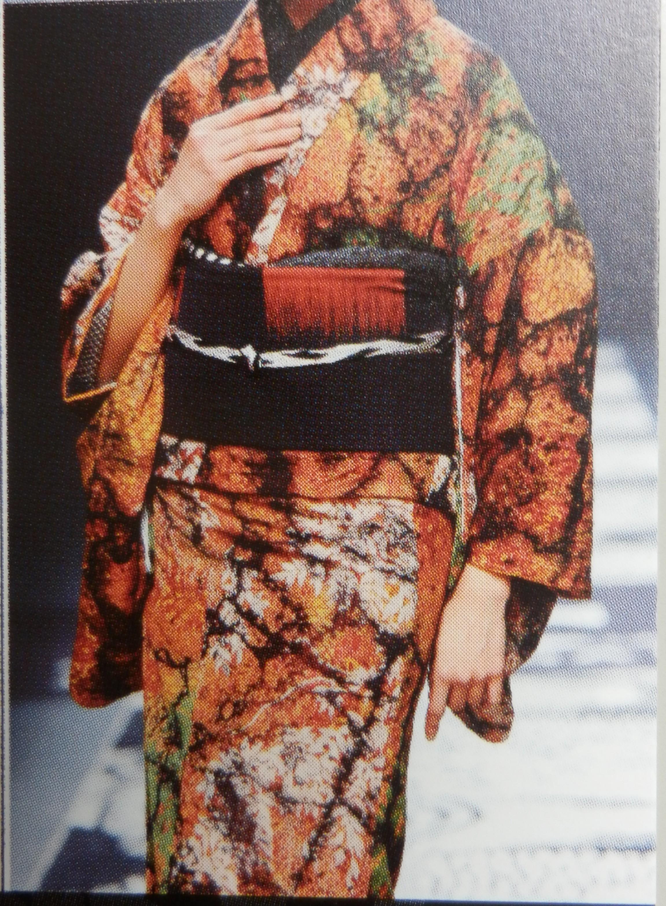 5月イベント!トヨタコレクション5月12日から15日まで。斉藤上太郎先生のお着物や誉田屋さん新作お披露目!
