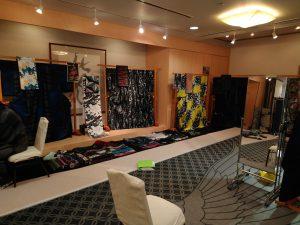 川平屋5月イベント 斉藤上太郎先生トークショー!オシャレな着物をお探しの方はいい出会いがあること間違いなし!